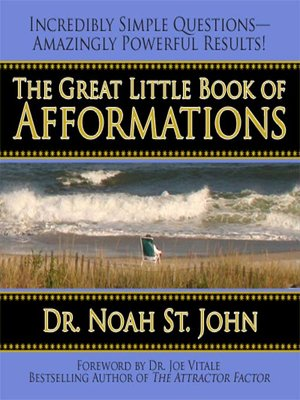 cover image of The Great Little Book of Afformations