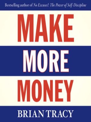 cover image of Make More Money