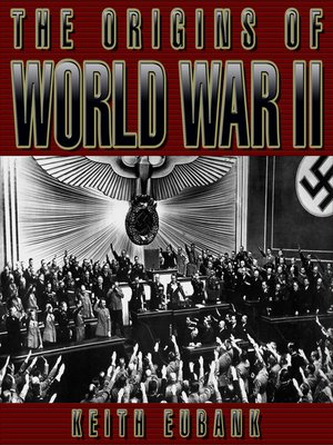 cover image of The Origins of World War II