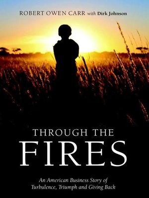 cover image of Through the Fires