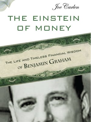 cover image of The Einstein Money