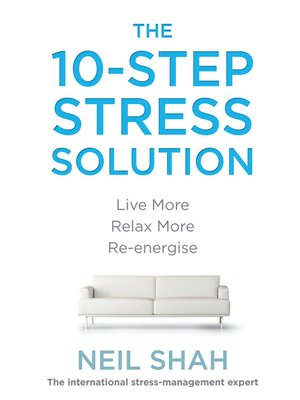 cover image of The 10-Step Stress Solution