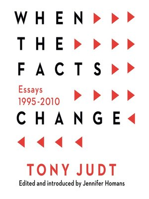 cover image of When the Facts Change