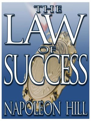 cover image of The Law Success