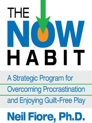 cover image of The Now Habit