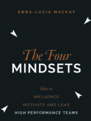 cover image of The Four Mindsets