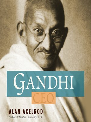 cover image of Gandhi CEO