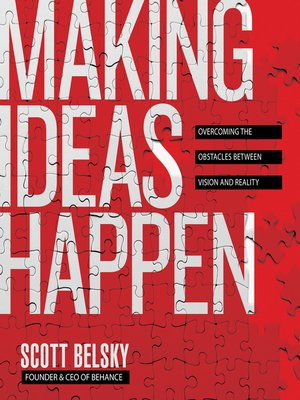 cover image of Making Ideas Happen