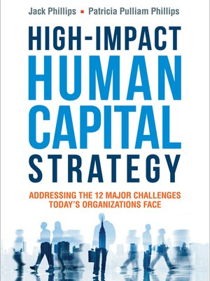 cover image of High-Impact Human Capital Strategy