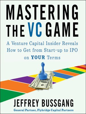 cover image of Mastering the VC Game