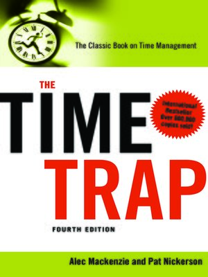 cover image of The Time Trap