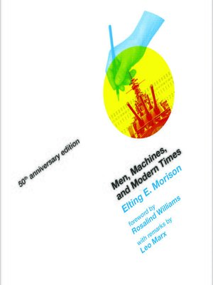 cover image of Men, Machines, and Modern Times, 50th Anniversary Edition