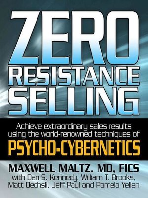 cover image of Zero Resistance Selling