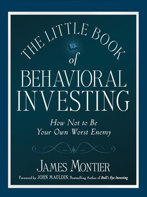 cover image of The Little Book of Behavioral Investing