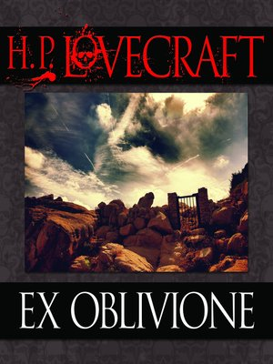 cover image of Ex Oblivione