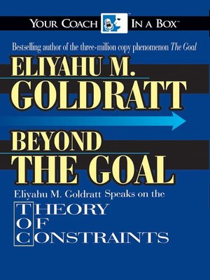 cover image of Beyond The Goal