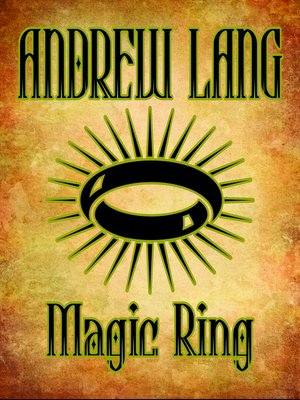 cover image of Magic Ring