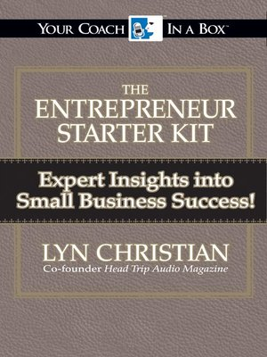 cover image of The Entrepreneur Starter Kit