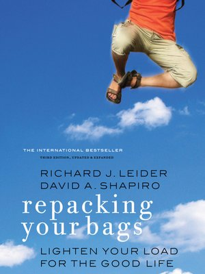 cover image of Repacking Your Bags