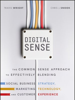 cover image of Digital Sense