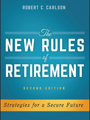 cover image of The New Rules of Retirement