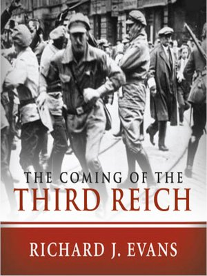 cover image of The Coming of the Third Reich