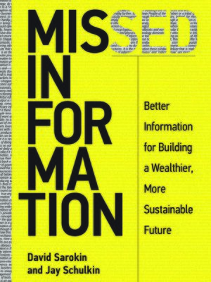 cover image of Missed Information