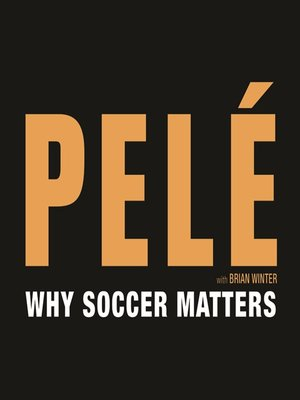 cover image of Why Soccer Matters