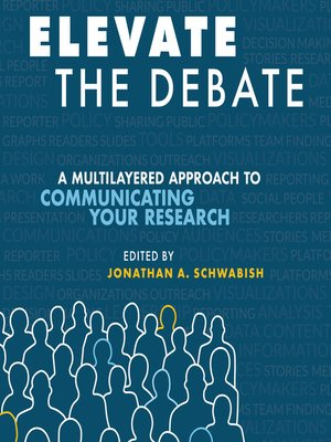 cover image of Elevate the Debate