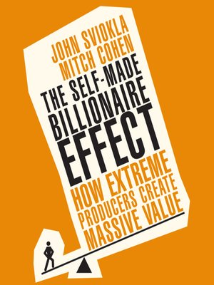 cover image of The Self-Made Billionaire Effect