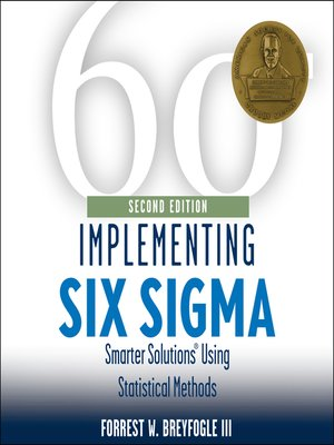 cover image of Implementing Six Sigma