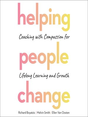 cover image of Helping People Change