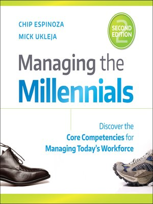 cover image of Managing the Millennials