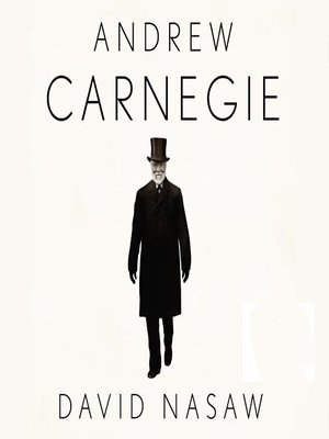 cover image of Andrew Carnegie