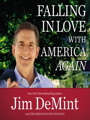 cover image of Falling in Love with America Again