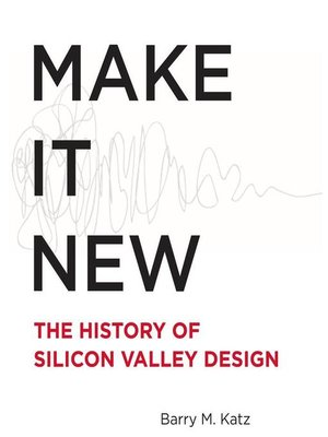 cover image of Make It New