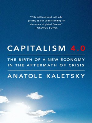 cover image of Capitalism 4.0