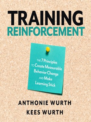 cover image of Training Reinforcement