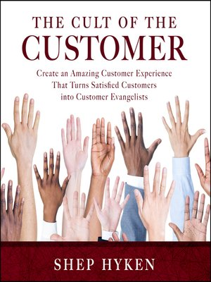 cover image of The Cult of the Customer