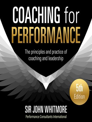 cover image of Coaching for Performance