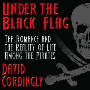cover image of Under the Black Flag
