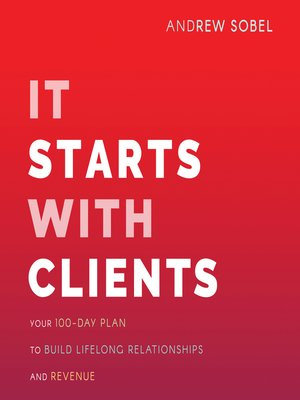 cover image of It Starts With Clients