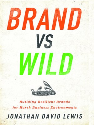 cover image of Brand vs Wild