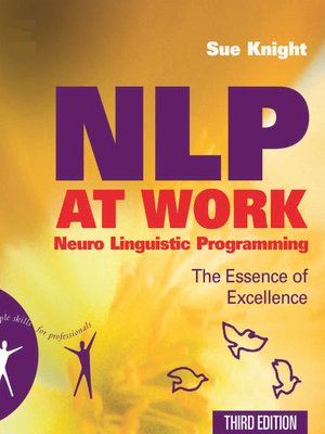 cover image of NLP at Work
