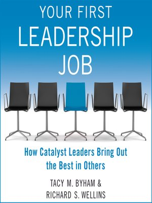 cover image of Your First Leadership Job