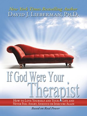 cover image of If God Were Your Therapist