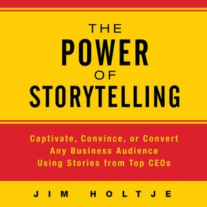 cover image of The Power Storytelling