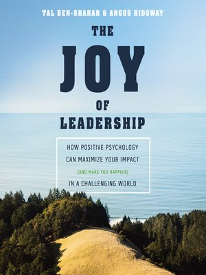 cover image of The Joy of Leadership