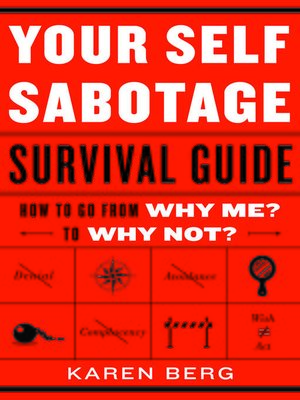 cover image of Your Self-Sabotage Survival Guide