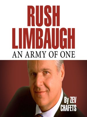 cover image of Rush Limbaugh
